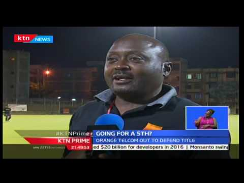 KTN Prime: Defending African Women Club Champs Orange Telkom eye on retaining their maiden title