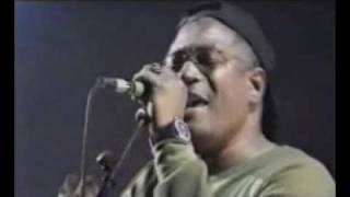 Massive Attack - Man Next Door (Live - Belgium 1998)