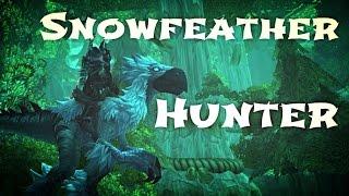 WoW Guide - Snowfeather Hunter - Falcosaur Mount