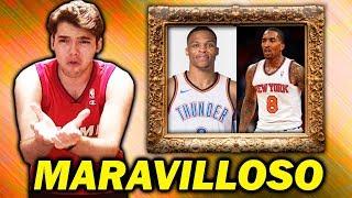 CINCO OBRAS DE ARTE DE LA NBA