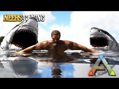Ark: Survival Evolved : GET TO THE BOAT!!! thumbnail