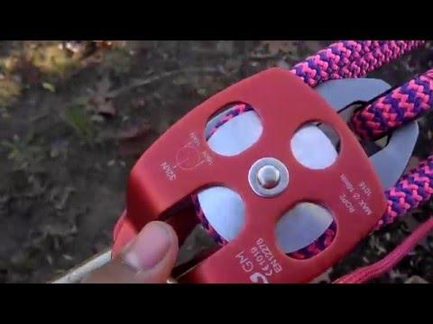 Knotless Tree Pulling Kit