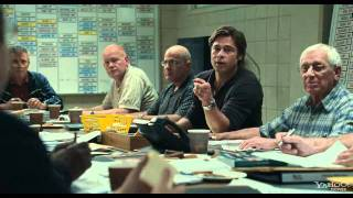 Moneyball (2011) {PG13} Trailer for Movie Review at http://www.edsreview.com