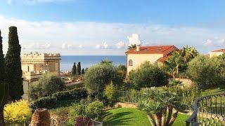 Апартаменты в Бордигере в резиденции с видом на море - Италия(, 2016-10-21T16:23:46.000Z)