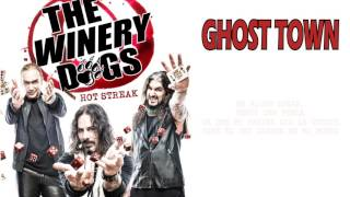 The Winery Dogs Ghost Town Español