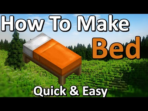 how-to-make-a-bed-in-minecraft-|-quick-&-easy
