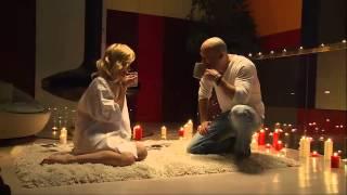 """Полина Гагарина """"Одной левой"""", эпизод съемки фильма"""