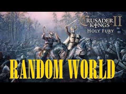 Crusader Kings 2: Holy Fury - Random World 7 Finale  