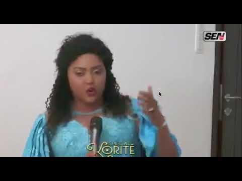 Wally Seck arrete Alima Ndione en direct.....