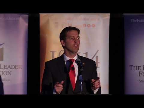 Ben Sasse - Celebrate The Family Banquet 2017