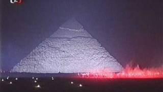 Jean Michel Jarre - The Pyramids Millennium Concert 2000 - Gagarin 1/2