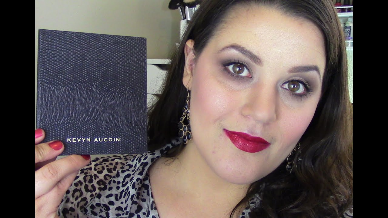 Sculpting Using Kevyn Aucoin's The Contour Book: The Art Of Sculpting +  Defining  Youtube