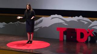 Keep your eye on the prize | Lucy Flores | TEDxUniversityofNevada