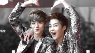 Someone In My Mind Luhan x Minseok