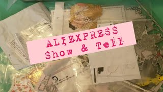 AliExpress Haul Show & Tell Part 1