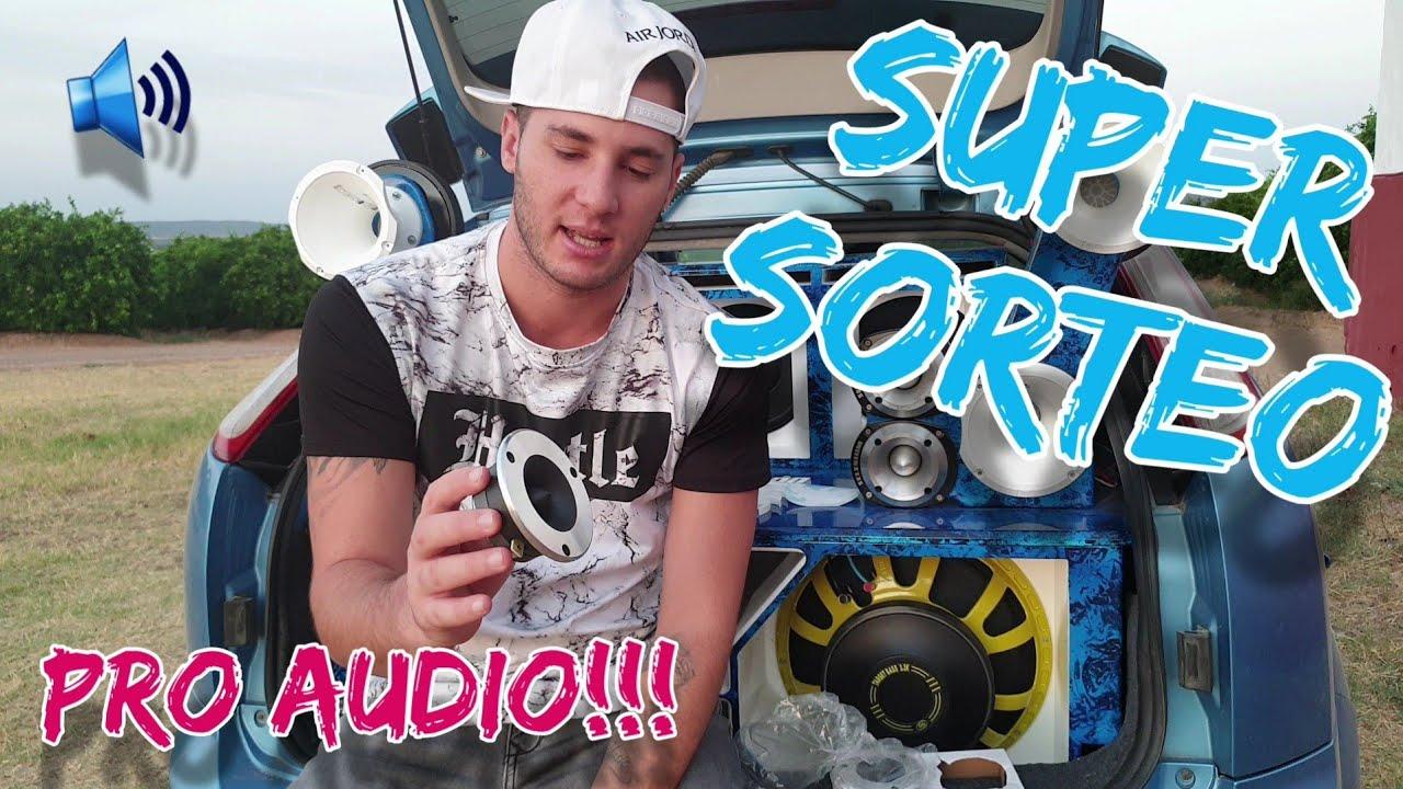 SUPER SORTEO CAR AUDIO | #TIBUSORTEO1