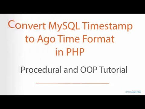 Php timestamp to date online