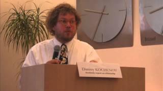 Citizenship, Citizenshis Panel I Lack of access to citizenship - Dimitry Kochenov