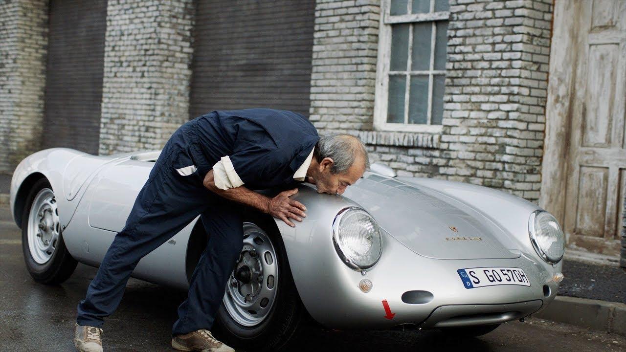 70 Years Porsche Sports Cars Celebration Film Youtube