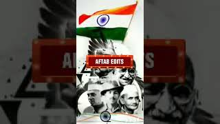 HAPPY INDEPENDENCE DAY WITH BENJO DHUMAL TONE WHATSAPP STATUS AFTAB EDITS