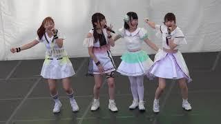 2018/8/15 真夏のお台場アイドルSPLASH祭り in パレットプラザでのStell...