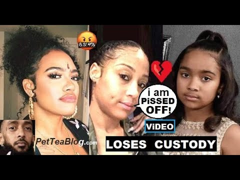 Nipsey Hussle Baby Mama Arrest Warrant, His Sister Wins Custody of his Daughter, Pissed! 👀 Mp3