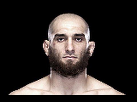 Адлан Амагов S-7 /Adlan Amagov UFC
