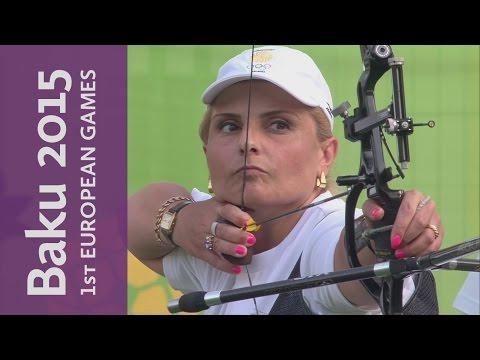DAY 5 Replay   Archery & Table Tennis   Baku 2015 European Games