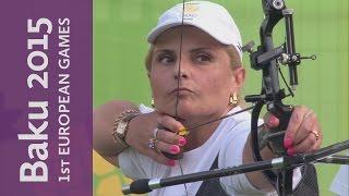 DAY 5 Replay | Archery & Table Tennis | Baku 2015 European Games