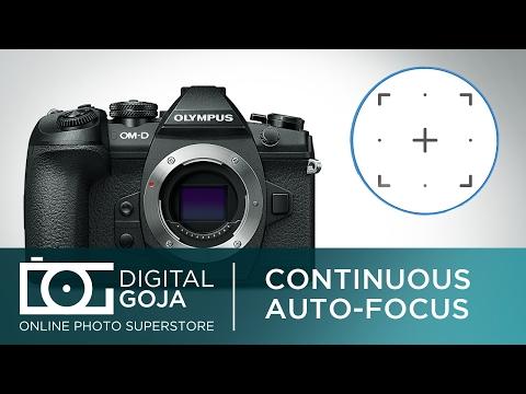 Olympus OM-D EM-1 Mark II Continuous Auto Focus (AF) | FAQ Video Tutorial
