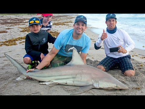 Shark Fishing with Donald Trump Jr. - Live