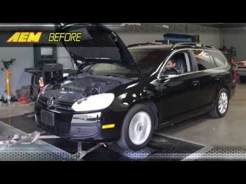 How To Install An AEM Air Intake on a 2011-2013 Volkswagen Jetta / 2012-2014 Beetle 2.5L