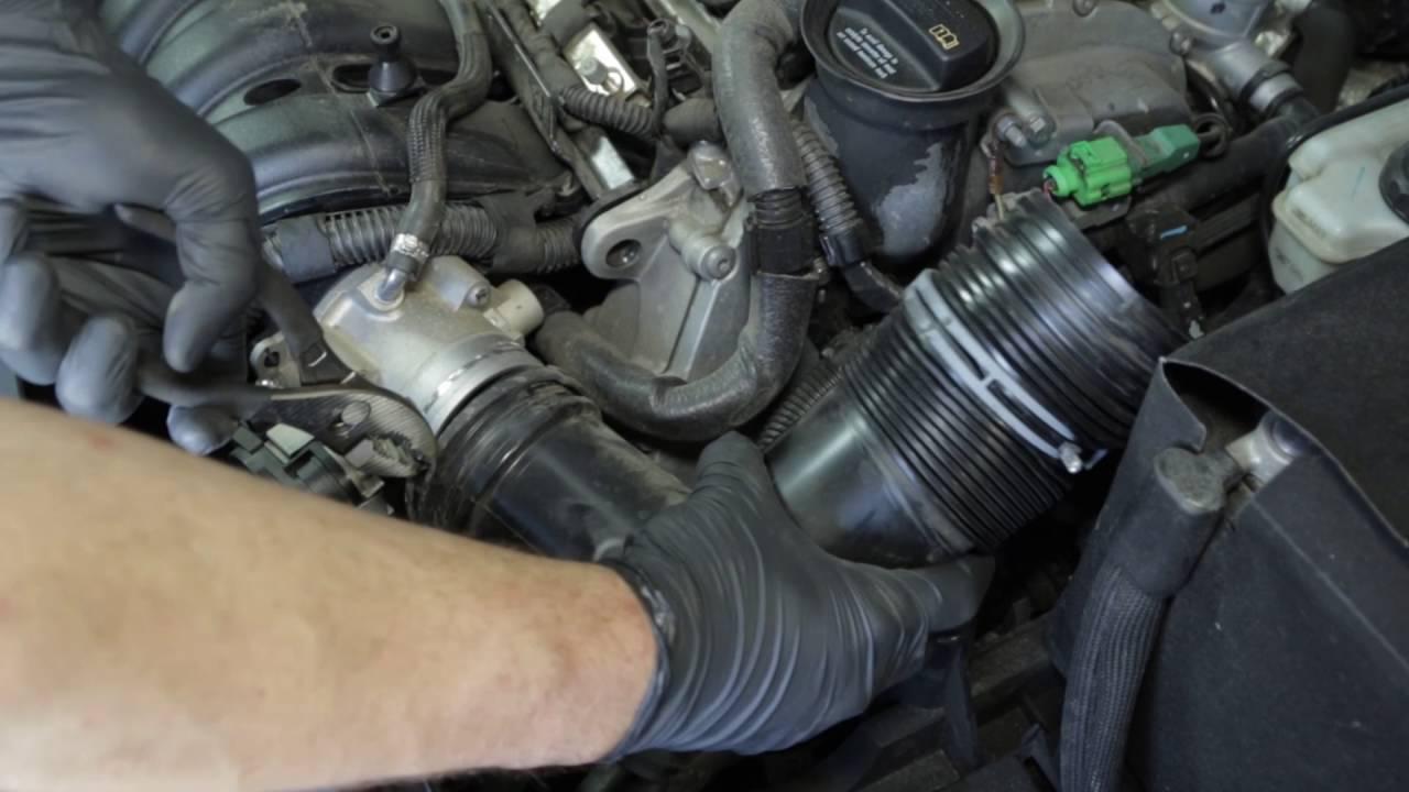 volkswagen jetta 2 5 engine diagram how to install an aem air intake on a 2011 2013 volkswagen jetta  how to install an aem air intake on a
