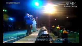 Yo Soy Juan Gabriel y José José (Ya lo pasado pasado) - SJMP PRODUCCIONES - Arequipa 25/01/13