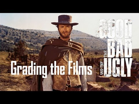 Grading the Films: Spaghetti Westerns