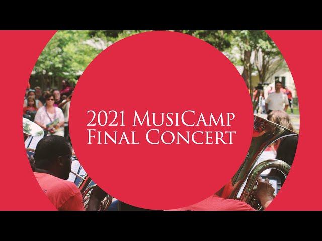 2021 MusiCamp Concert