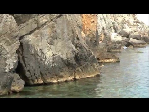 Пляж санатория Жемчужина в Крыму