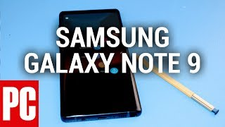 1 Cool Thing: Samsung Galaxy Note 9