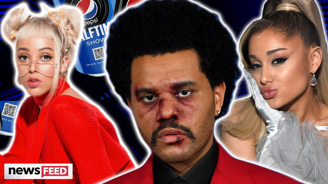 Will Ariana Grande & Doja Cat Join The Weeknd's SuperBowl Show?!?