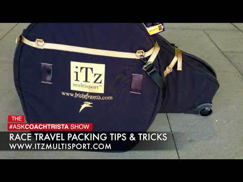 Race Travel Packing Tips and Tricks with Coach Trista Francis, Dave Erickson