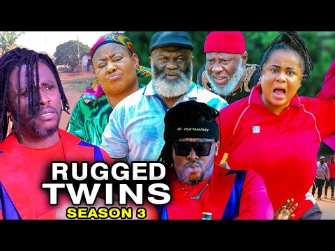 RUGGED TWINS SEASON 3 - (Trending Hit Movie 2021) 2021 Latest Nigerian Nollywood Movie Full HD