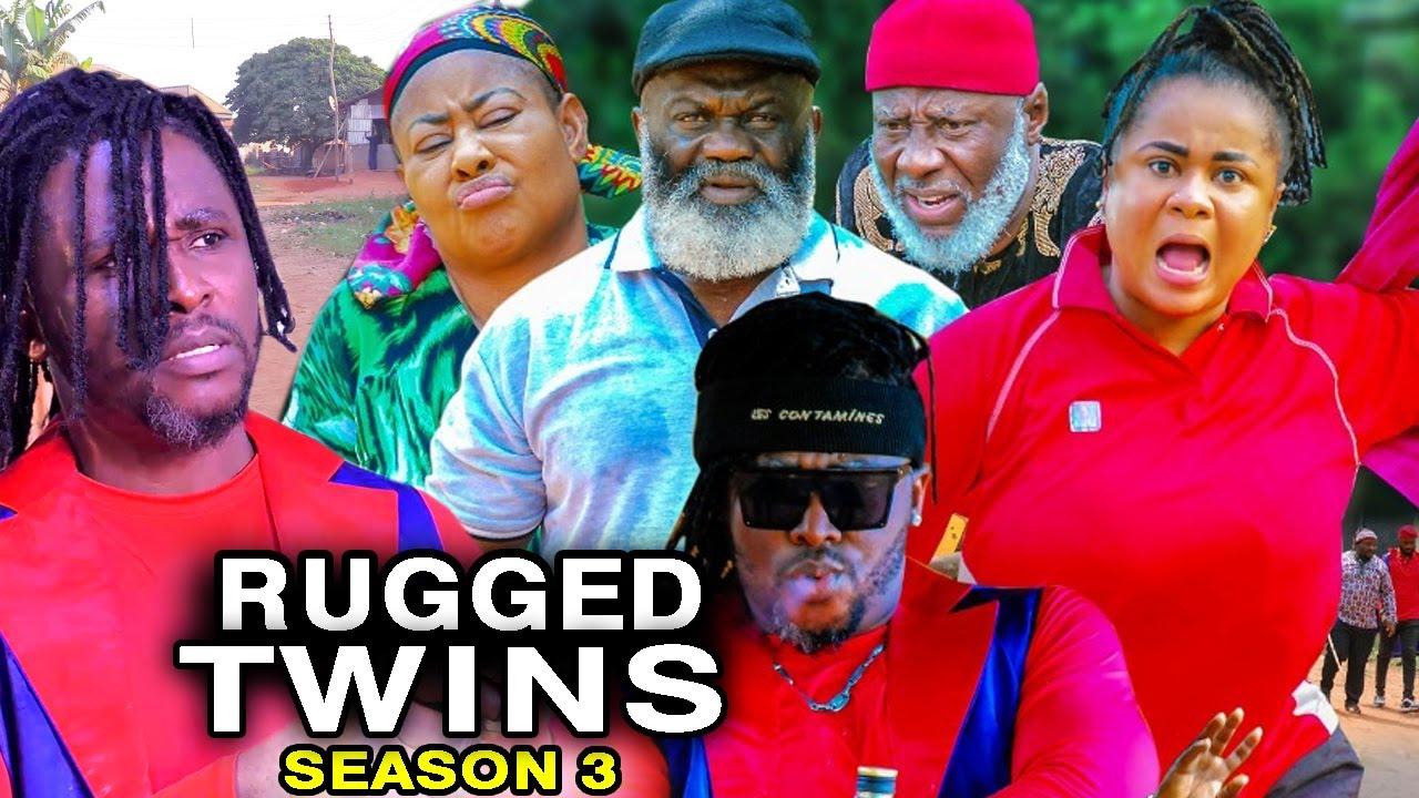 Download RUGGED TWINS SEASON 3 - (Trending Hit Movie 2021) 2021 Latest Nigerian Nollywood Movie Full HD