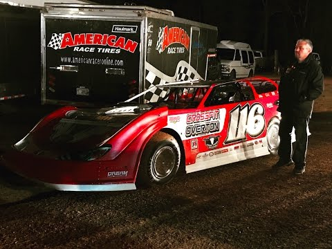 Brandon Overton Dominates North Georgia Speedway