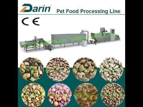 01 Pet Food Extruding Line/dry pet food machine