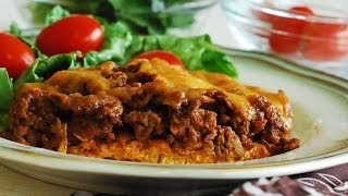 Best Low Carb Taco Bake