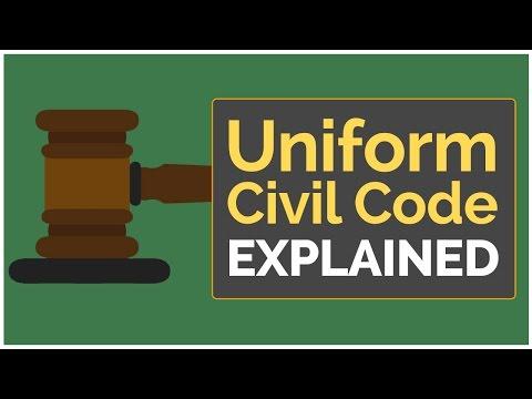 Uniform Civil Code (समान नागरिक संहिता) EXPLAINED   Triple Talaq latest news