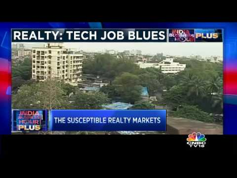 IT Jobs Jitters For Realty