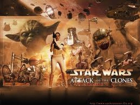 Star Wars Episode II: Attack of the Clones Official Trailer