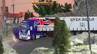 AMAZING R/C TRUCK ACTION at IG TM Ostalb in 07