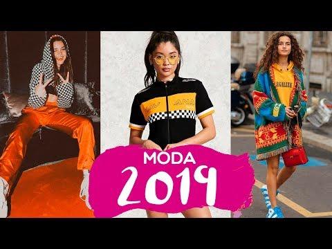 TENDENCIAS DE MODA 2019 🔥 ⬆️
